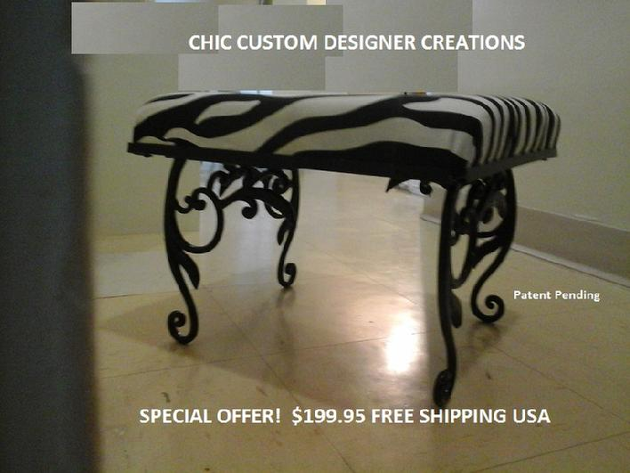 CHIC CUSTOM DESIGNER CREATIONS IS ON MARINACITYCHICAGOTV.COM